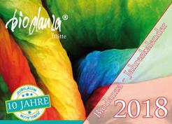 Kalender Biodanza mitte 2018