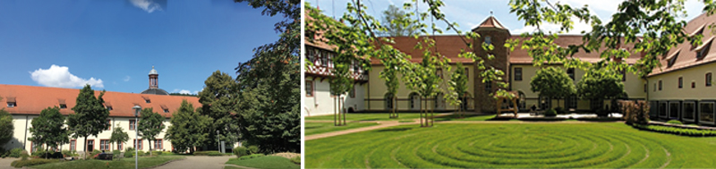 Biodanzaretreat im Benediktushof bei Würzburg