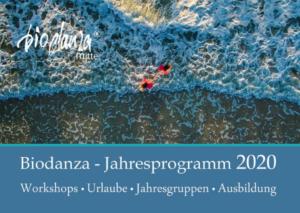 Biodanza Jahresprogramm