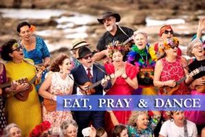 EAT PRAY and DANCE, Biodanza Tanz in den Mai